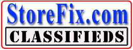 StoreFix Classifieds logo